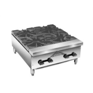 Hotplate, Counter Model, Gas, 24 Inches