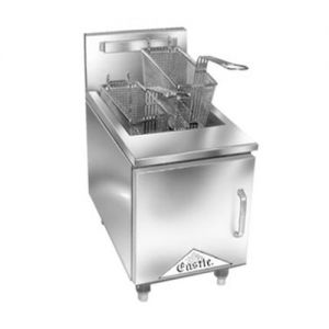 Fryer, Value Series, Counter Model, Gas, 18 Inches