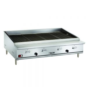 IRX Infrared Countertop Charbroiler, 47-1/2 Inches
