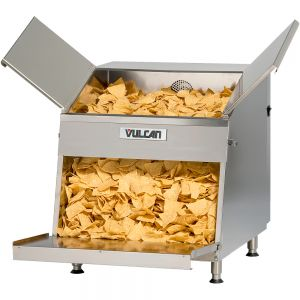 Chip Warmer, Top Load Style, 26 Gallon Capacity