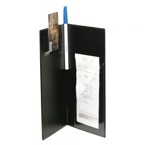 "Winco CHK-1K Guest Check Holder - 10"" x 5-1/2"""