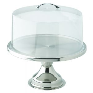 13 Inch Stainless Steel Cake Stand