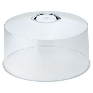 """12"""" Plastic Cake Stand Cover"""