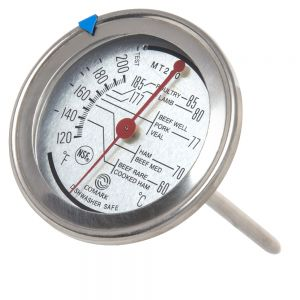 Meat Thermometer Dial 120F to 200F