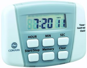 Digital Pocket Timer, with Clock and Memory