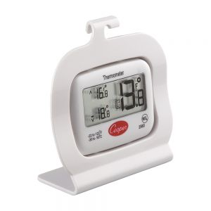 NSF Certified Digital Refrigerator / Freezer Thermometer