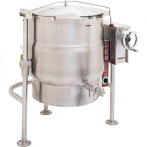 40 Gallon Electric Tilting Kettle