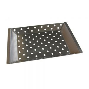 Perforated Charcoal Tray For MCB or BI Gas Grills