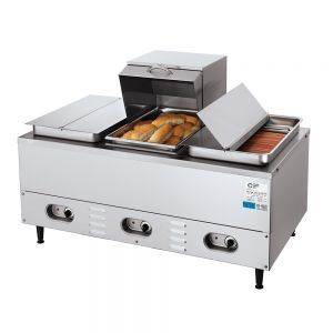 High Capacity  Electric Steamer