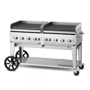 Outdoor Gas Griddle
