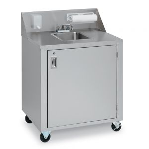 Portable Hand Sink - 1 Compartment