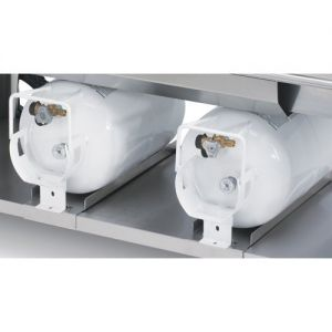 30 Lb Horizontal Propane Tank, for Club Grill Only