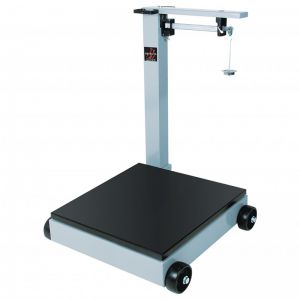 Mobile Balance Beam Receiving Scale - 1000 lb. Capacity