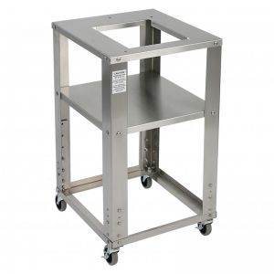 Rolling Bench Scale Cart, 28 x 24 Platform