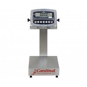 Digital Bench Style Scale with 190 Indicator - 15 lb. Capacity