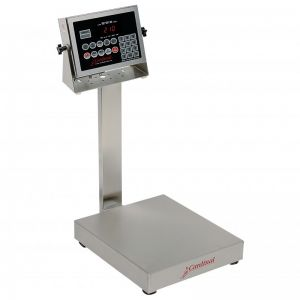 Digital Bench Style Scale with 210 Indicator - 150 lb. Capacity
