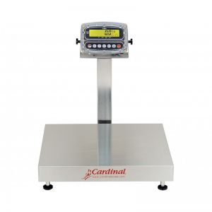 Digital Bench Style Scale with 190 Indicator - 300 lb. Capacity
