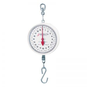 Hanging Hook Scale - 40 lb. Capacity