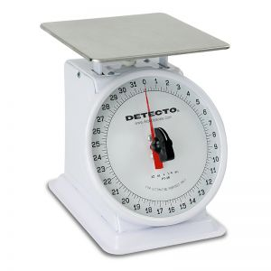 Rotating Dial Type Portion Scale - 32 oz. Capacity