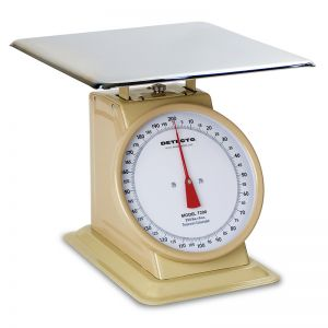 Fixed Dial Portion Scale - 100 lb. Capacity