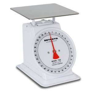Fixed Dial Portion Scale - 32 oz. Capacity