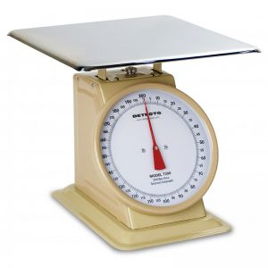 Fixed Dial Portion Scale - 200 lb. Capacity