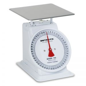 Fixed Dial Portion Scale - 25 lb. Capacity