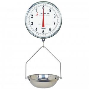 Hanging Double Dial Fish Scale - 15 kg Capacity