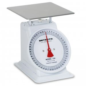 Fixed Dial Portion Scale - 5 lb. Capacity