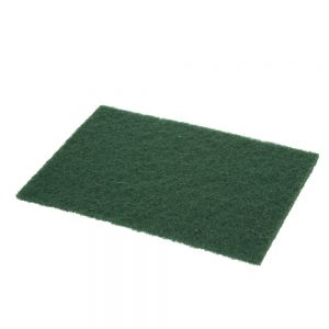 Medium Duty Scouring Pad, 6 x 9 Inch, 10 Per Pack