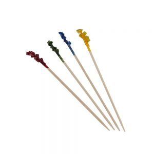 Frill Pick - 4 Inch Pack of 1000