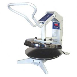 PizzaPro Dough Press, Counter Model, Manual Operation, 18 Inch