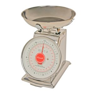 Mercado, Dial Scale with Bowl, 11 Lb / 5 Kg.