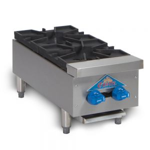 Hotplate, Counter Model, Gas, 12 Inches With Legs