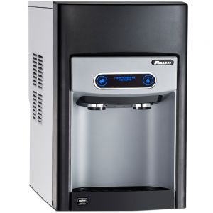 15 Series Countertop Ice and Water Dispenser with 125 Lb Chewblet Ice Machine and 15 Lbs Ice Storage - Internal Filter