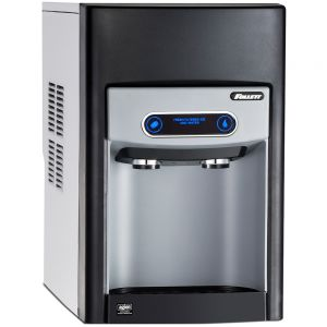 15 Series Countertop Ice and Water Dispenser with 125 Lb Chewblet Ice Machine and 15 Lbs Ice Storage - No Filter
