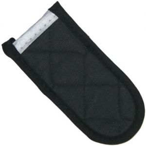 Pot and Pan Holder, Thermal, Black with Black Trim