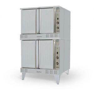 SunFire Double Deck Electric Convection Oven