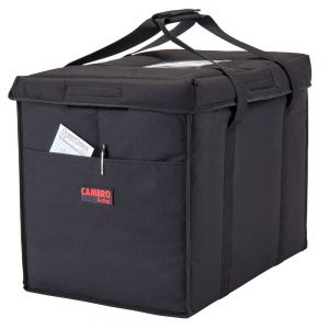 "Cambro GBD211417110 GoBag™ Large Delivery Bag - 21"" x 14"" x 17"""