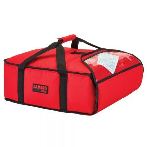 "Cambro GBP216521 GoBag™ Pizza Delivery Bag - 16-1/2"" x 18"" x 6-1/2"""
