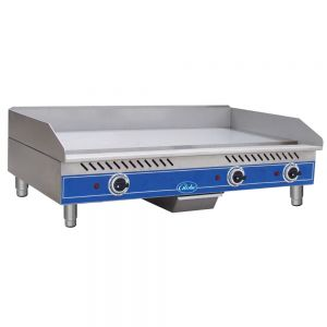 "36"" Medium-Duty Electric Countertop Griddle"