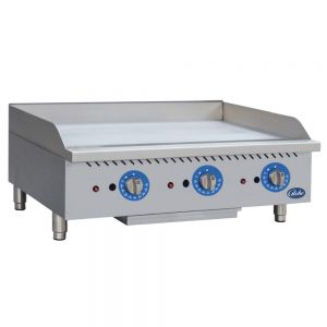 "36"" Gas Countertop Griddle with Thermostatic Controls"