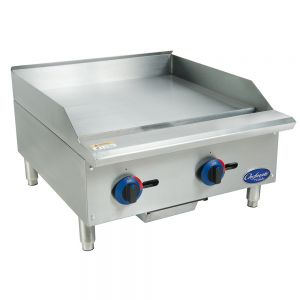 "Chefmate 24"" Gas Griddle"