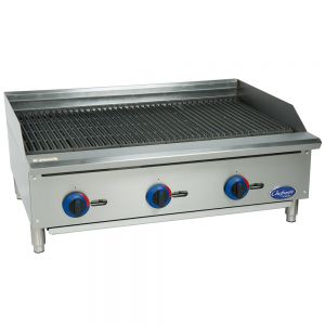 "Chefmate 36"" Radiant Gas Charbroiler"