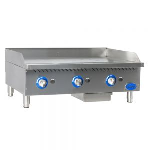 "36"" Gas Countertop Griddle"