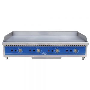 "48"" Gas Countertop Griddle with Thermostatic Controls"