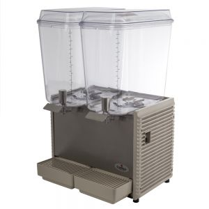 Grindmaster-Cecilware D25-4 Double 5 Gallon Cold Beverage Dispenser