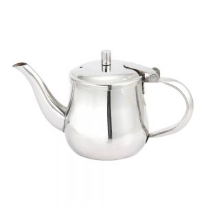 Winco GS-10 10 oz Gooseneck Server / Creamer