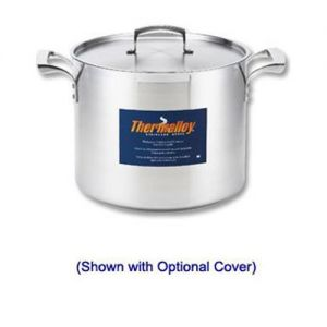Thermalloy Stock Pot, 16 Qt. Stainless Steel Stock Pot, Induction Ready