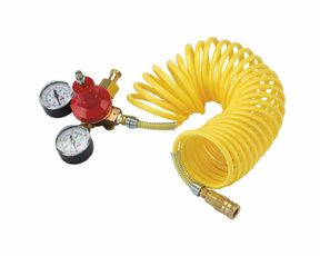 Hamilton Beach TRK2000 CO2 Regulator and Hose Kit with Quick Disconnect